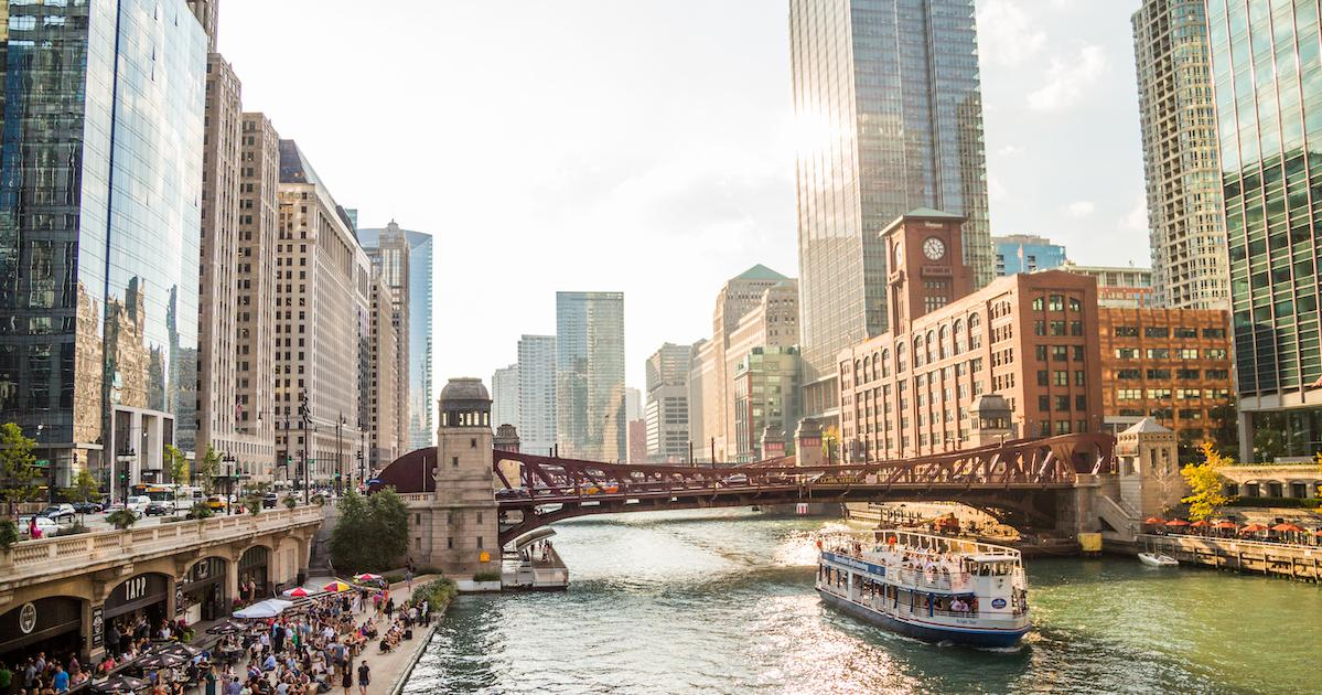 Events in Chicago: Fit Right In
