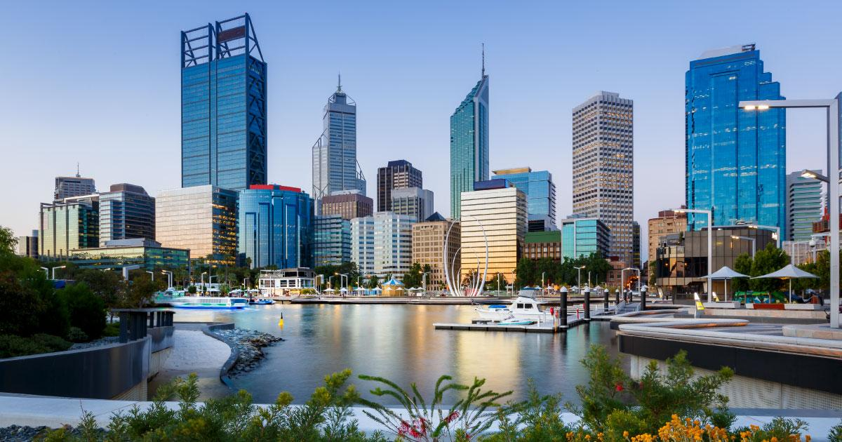 Perth's Meteoric Potential for Meetings and Events
