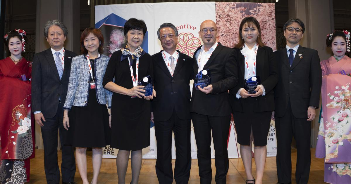 Award-Winning Incentive Travel in Japan