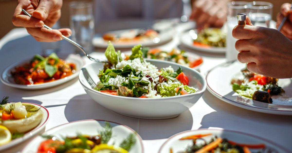 Looking Ahead to the F&B Trends for Events in 2019
