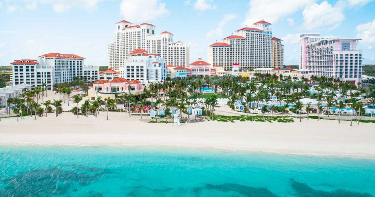 The Bahamas' Primary Meeting Locales Still Open for Business