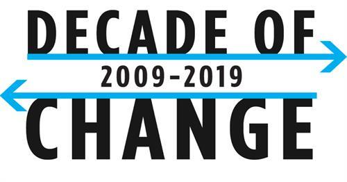 Decade-of-change
