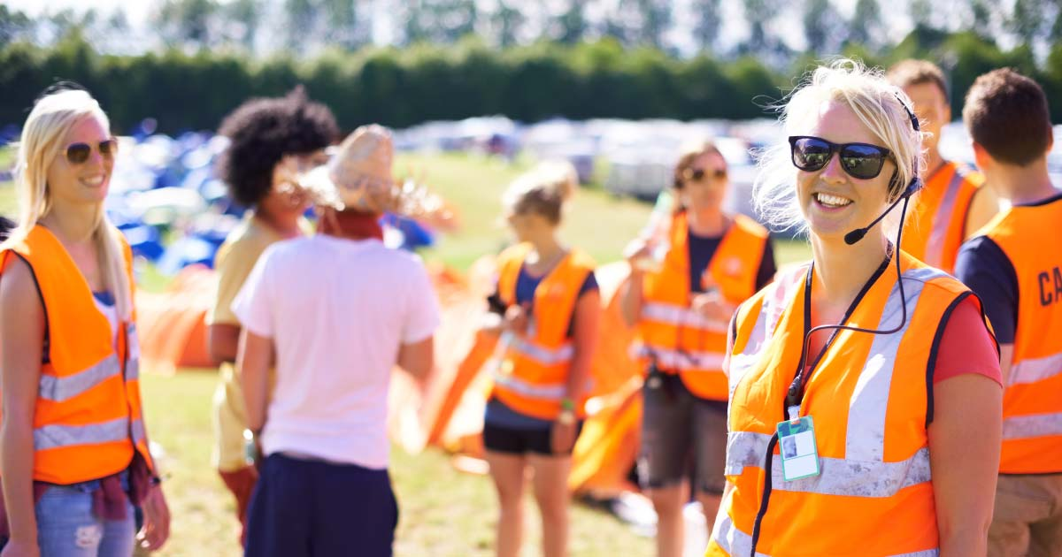 Staff Safety Training Protocols for Events