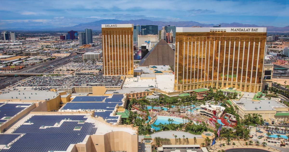 MGM Resorts International Believes Greener is Better Business