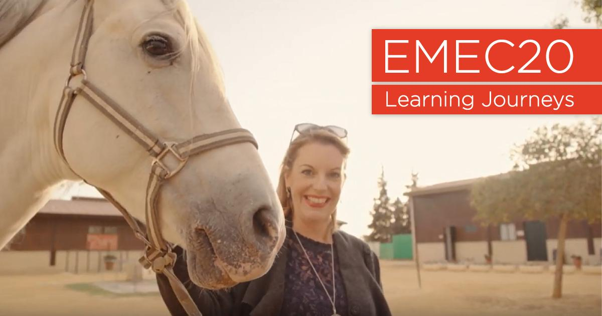 EMEC Learning Journey #1: Horsense, An Unconventional Way to Better Leadership Skills