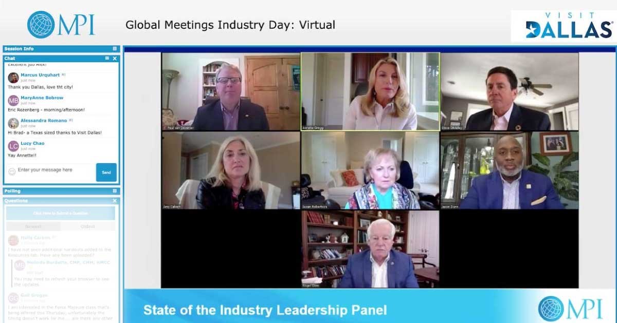 Global Meetings Industry Day Press