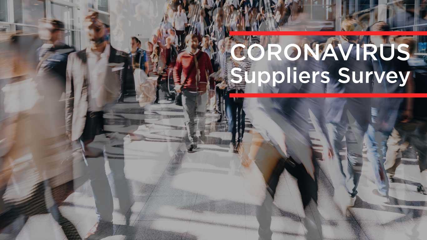 Survey: Suppliers Speak Out About Coronavirus Impact