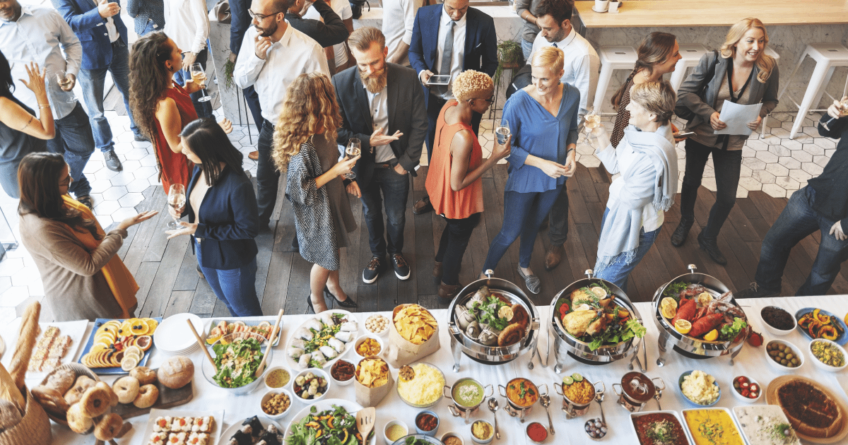 Making Cents: Saving Money on Food & Beverage at Your Next Event