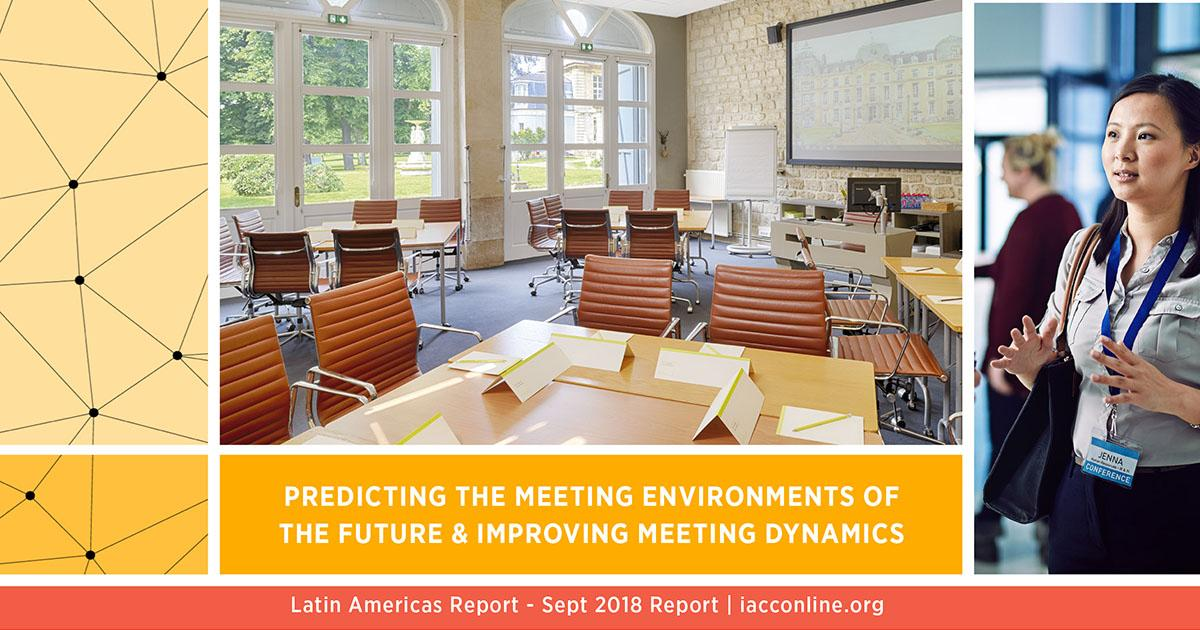 Report: Meeting and Event Professionals Delivering Against Increasing Expectations