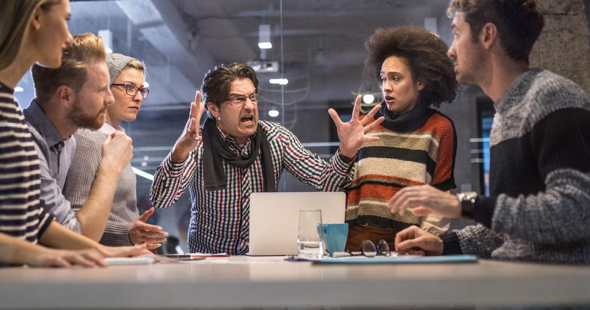 5 Ways To Promote Positive Conflict in Meetings