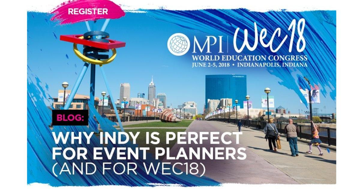 Why INDY is Perfect for Event Planners