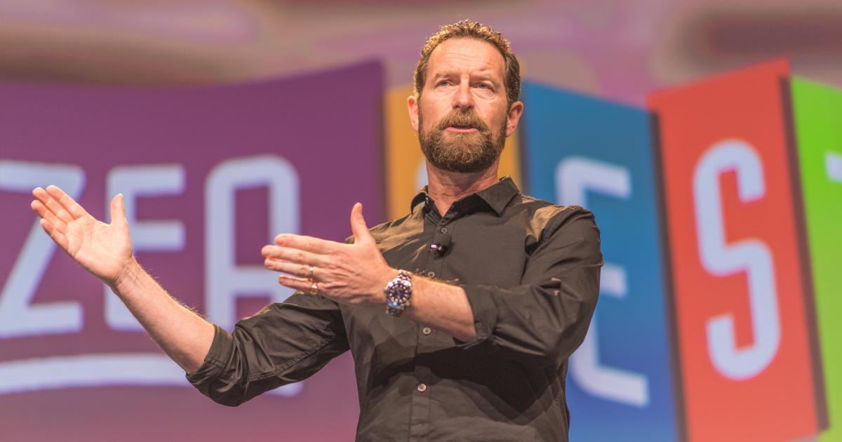 Duncan Wardle - WEC Speaker