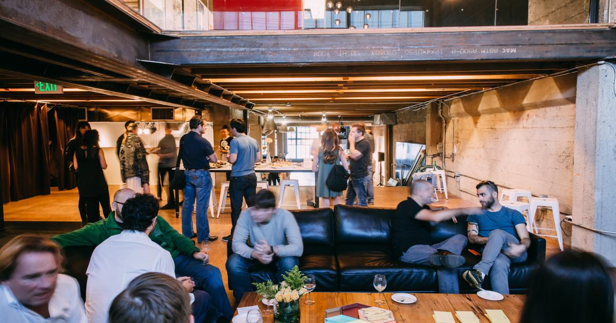 The Airbnbs of Event Planning