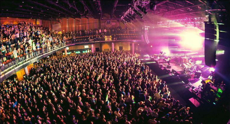 20 Monroe Live Event Interior