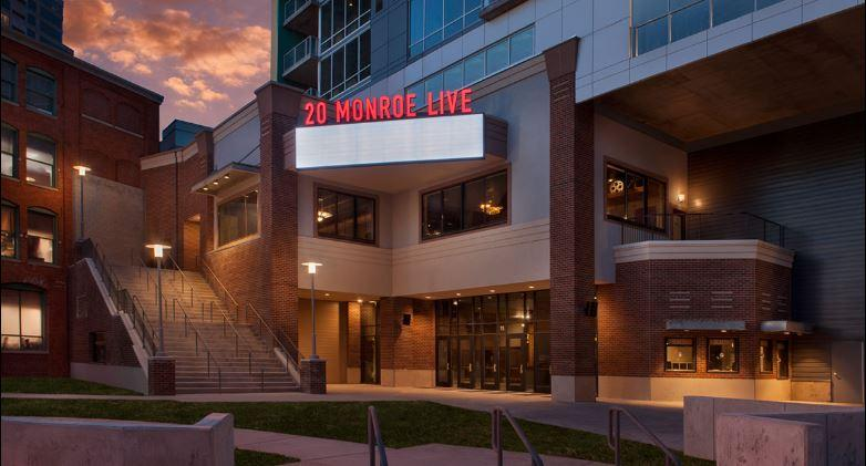 20 Monroe Live Event Space