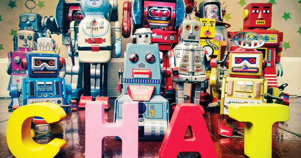 Meet Your New Digital Event Staff, Chatbot Assistants