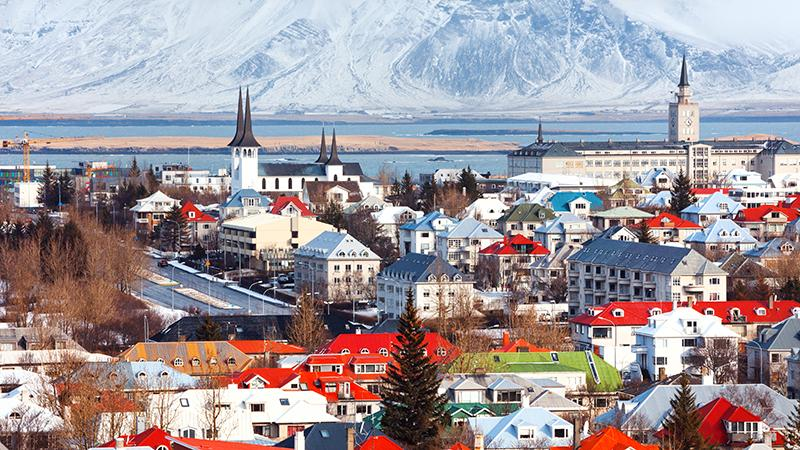 Reykjavik-Iceland