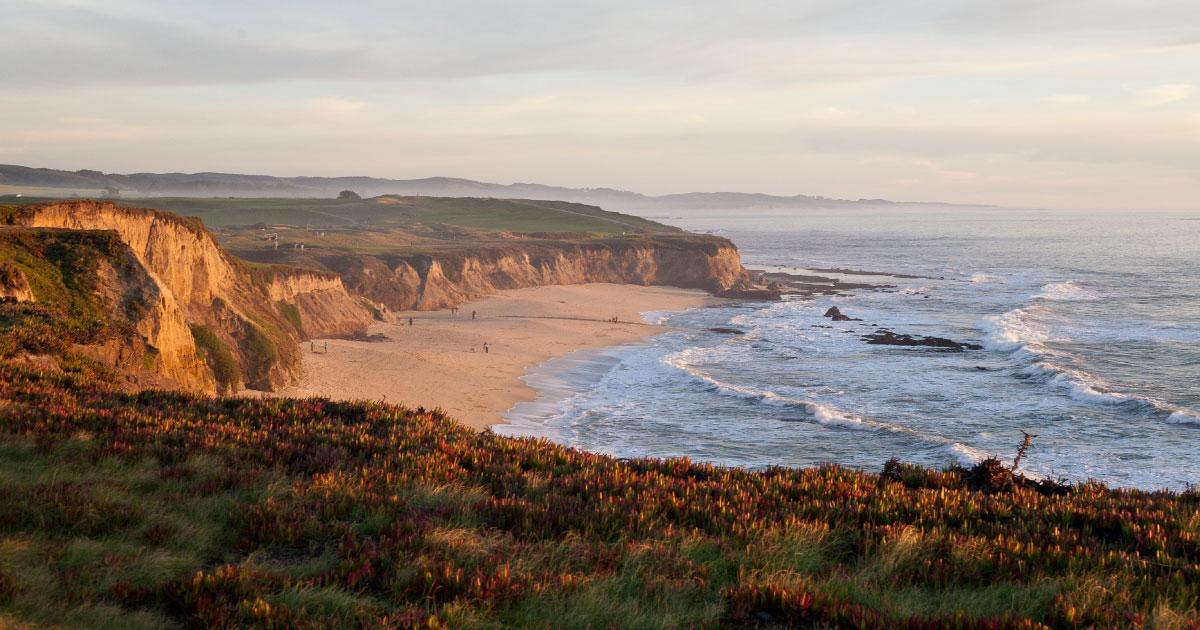 Exploring the Beauty of California's Half Moon Bay