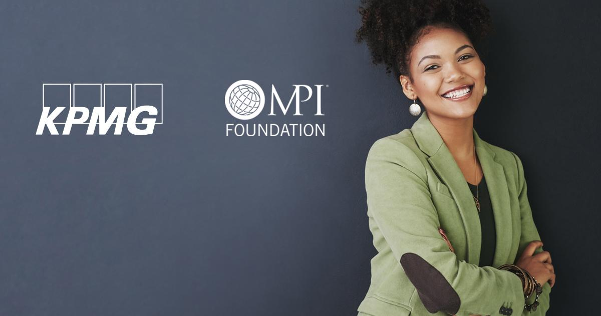KPMG/MPI Emerging Professional Scholarships