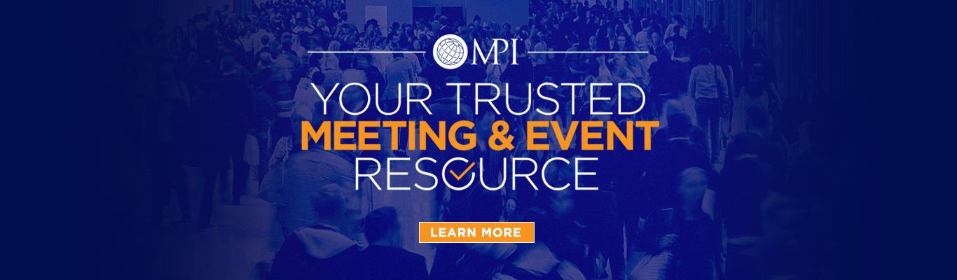 Your Trusted Meeting & Event Resource