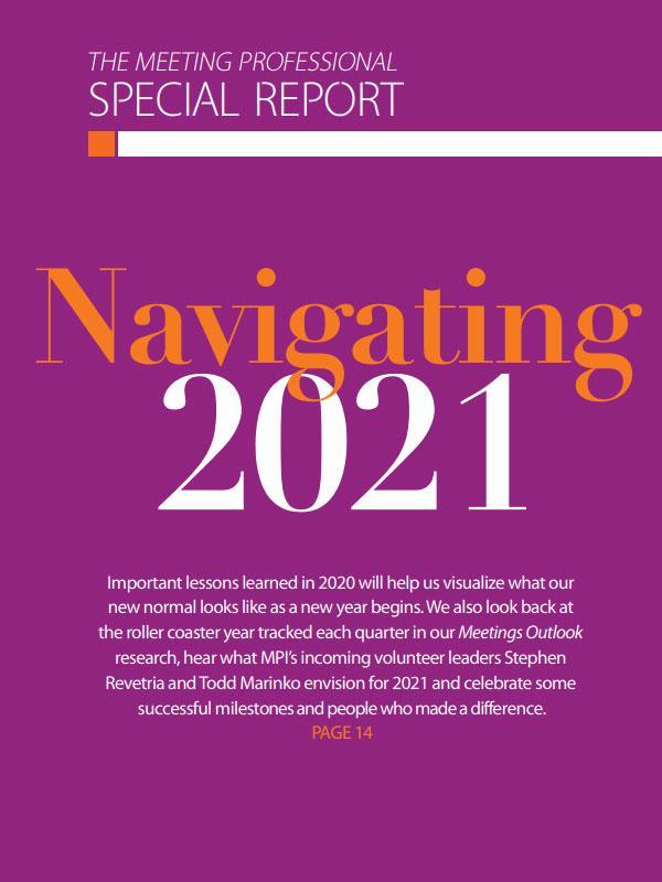 Navigating 2021