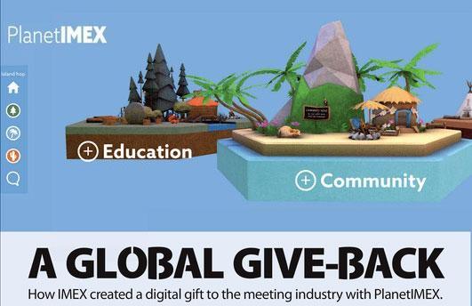 A Global Give-Back