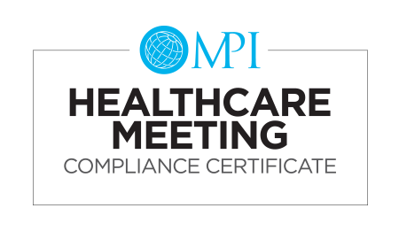 Healthcare Meeting Compliance Certificate
