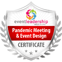 Pandemic Meeting & Event Certificate