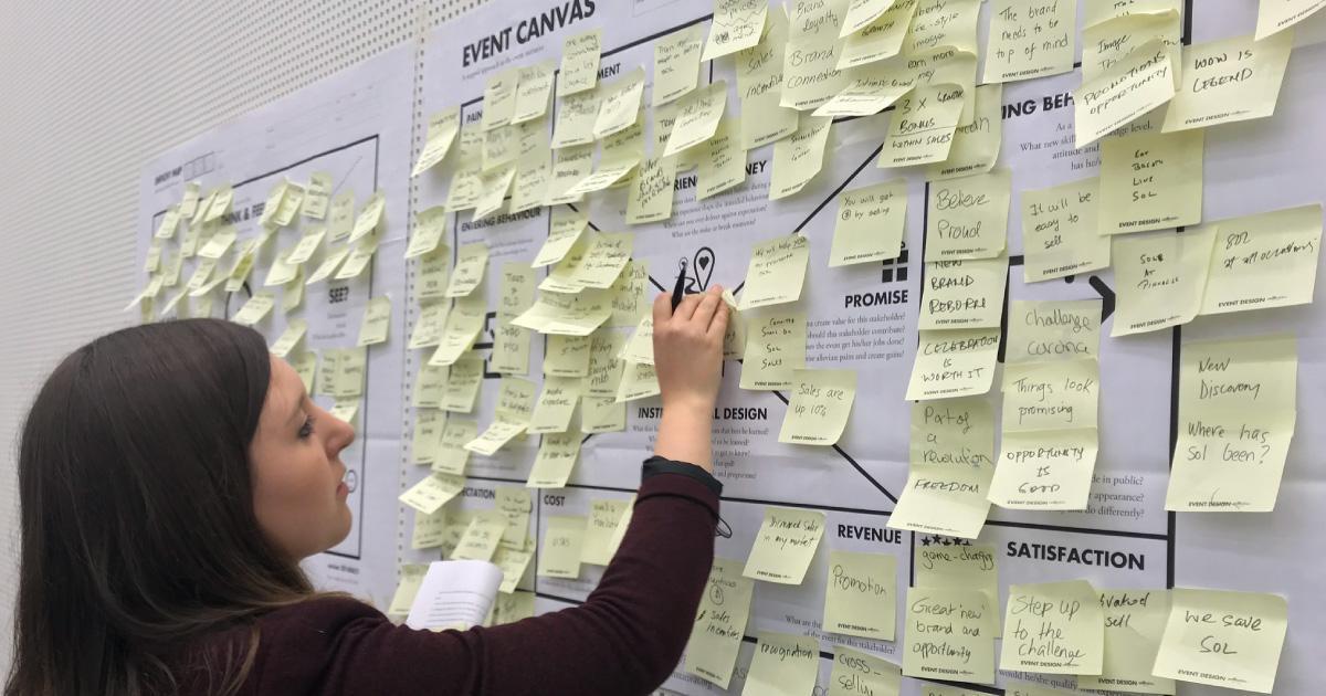 Event-Canvas-Design-Board
