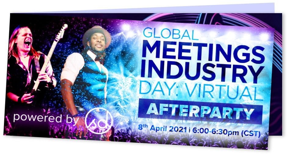 Global Meeting Industry Day Afterparty